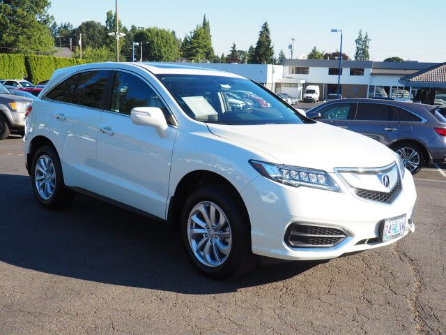2017 acura rdx awd with technology package salem or 17560051. Black Bedroom Furniture Sets. Home Design Ideas