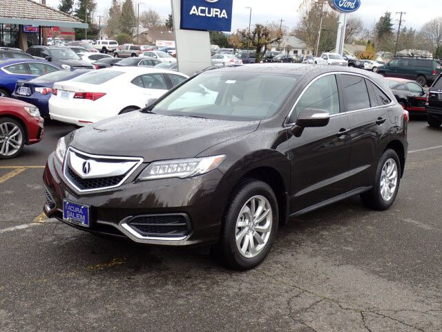 2017 acura rdx sh awd with technology package salem or 16230672. Black Bedroom Furniture Sets. Home Design Ideas