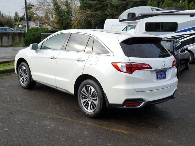 2017 acura rdx awd with advance package salem or 15658671. Black Bedroom Furniture Sets. Home Design Ideas