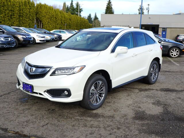 2017 acura rdx awd with advance package salem or 16748504. Black Bedroom Furniture Sets. Home Design Ideas