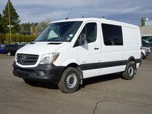 2016 Mercedes-Benz Sprinter Crew 2500 Standard Roof 144WB RWD Salem OR