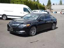 2016 Acura RLX with Technology Package Salem OR