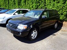 2004 Toyota Highlander Base Salem OR