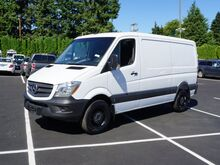 2017 Mercedes-Benz Sprinter 2500 Worker Cargo Van  Salem OR