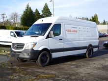 2016 Mercedes-Benz SprinterWorker 2500 Cargo High Roof 170WB RWD Salem OR