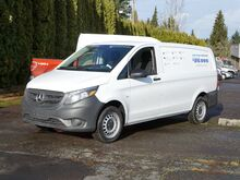 2017 Mercedes-Benz MetrisWorker Cargo 126WB RWD Salem OR