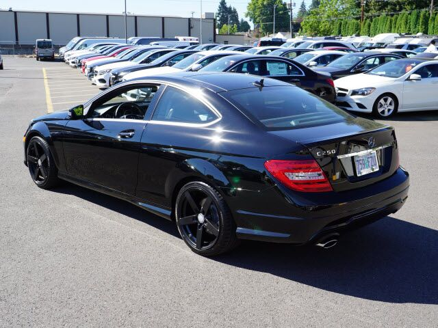 2013 mercedes benz c class c250 rwd coupe salem or 14745048 for 2013 mercedes benz c class c250