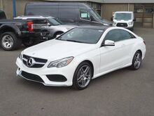 2017 Mercedes-Benz E-Class E400 4MATIC Coupe Salem OR