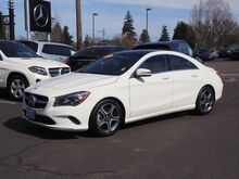 2018 Mercedes-Benz CLA CLA 250 4MATIC® Salem OR
