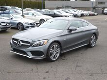 2017 Mercedes-Benz C-Class C300 4MATIC® Coupe Salem OR