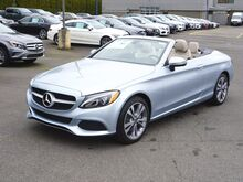 2017 Mercedes-Benz C-Class C300 4MATIC® Cabriolet Salem OR