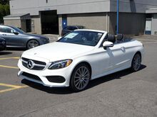 2017 Mercedes-Benz C-Class C 300 Luxury 4MATIC® Cabriolet Salem OR