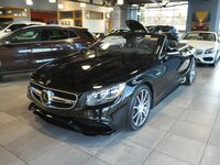 Mercedes-Benz S-Class S 63 AMG® 4MATIC® Cabriolet 2017