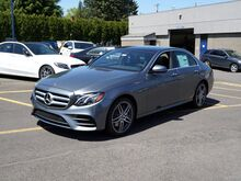 2017 Mercedes-Benz E-Class E 300 Luxury 4MATIC® Sedan Salem OR