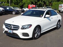 2017 Mercedes-Benz E-Class E300 4MATIC® Salem OR