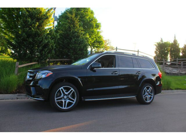 2017 Mercedes Benz Gls Gls550 Merriam Ks 13280053