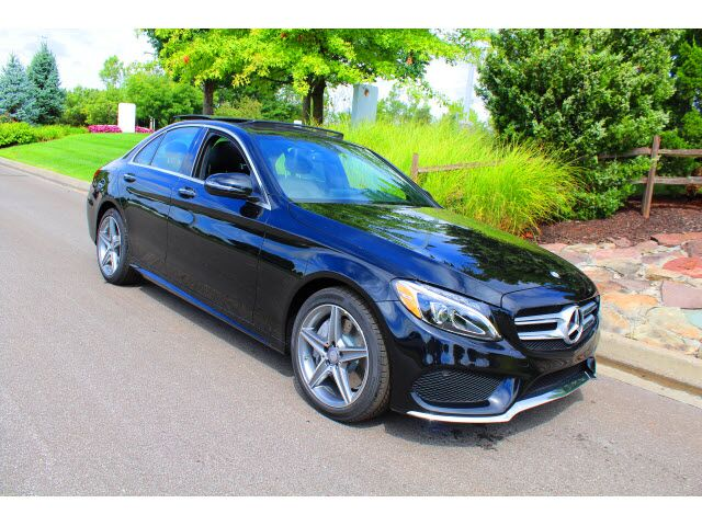 2016 mercedes benz c class c300 sport 4matic merriam ks for 2016 mercedes benz c class c300 4matic