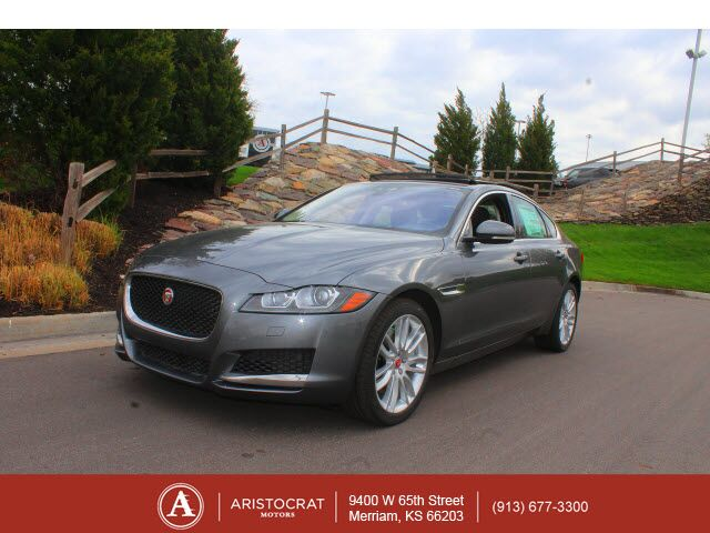 2016 Jaguar Xf 35t Prestige Merriam Ks 12605761