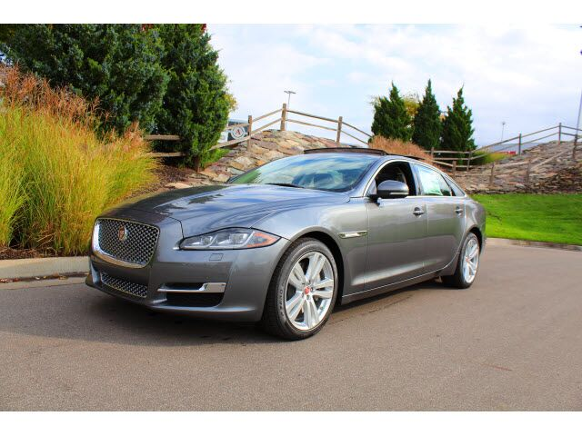 2016 Jaguar Xjl Portfolio Merriam Ks 15493217