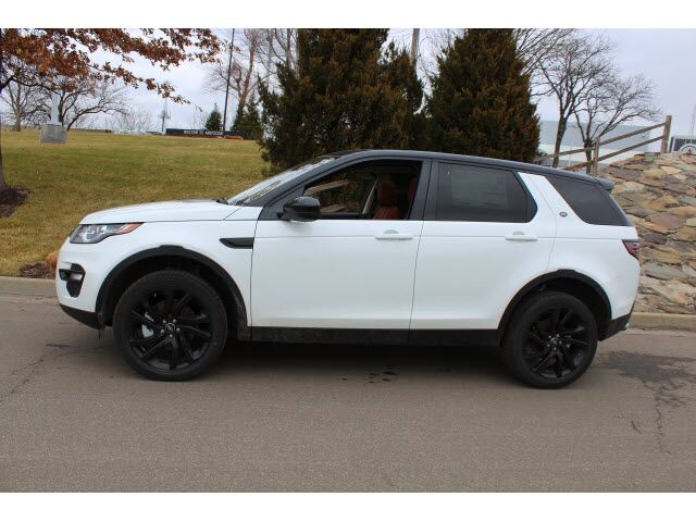 2017 land rover discovery sport hse luxury merriam ks 16227453. Black Bedroom Furniture Sets. Home Design Ideas