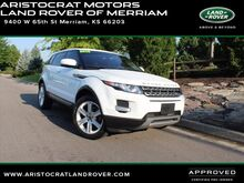 2013 Land Rover Range Rover Evoque Pure Kansas City KS