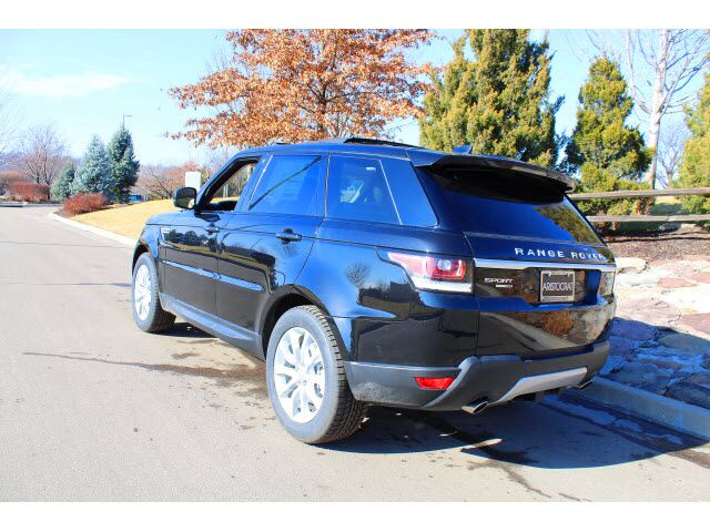 2017 Land Rover Range Rover Sport Hse Merriam Ks 16492960