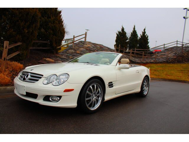 2007 mercedes benz sl class sl 550 merriam ks 16823896 for Mercedes benz of kansas city aristocrat