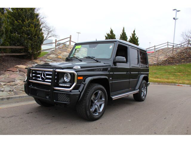 2016 Mercedes Benz G Class G 550 Merriam Ks 13096696