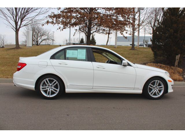 2014 mercedes benz c class c300 sport 4matic merriam ks 16929962. Cars Review. Best American Auto & Cars Review