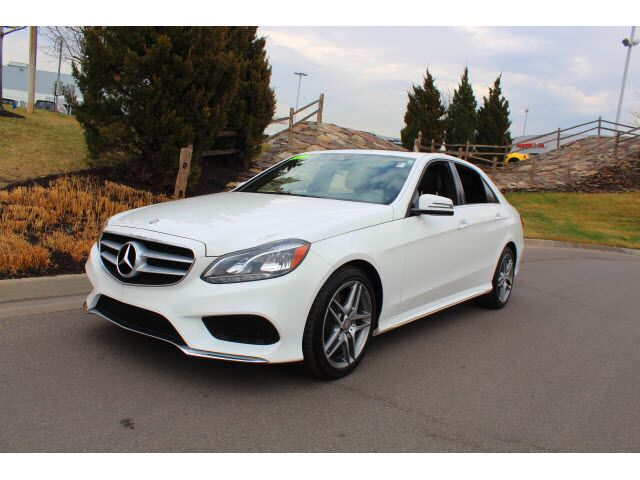 2016 Mercedes Benz E Class E 350 4matic Merriam Ks 11445742