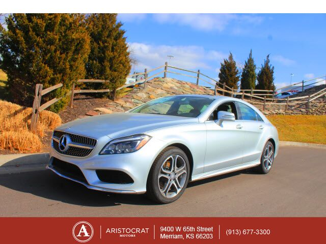 2016 mercedes benz cls cls400 4matic kansas city ks. Cars Review. Best American Auto & Cars Review