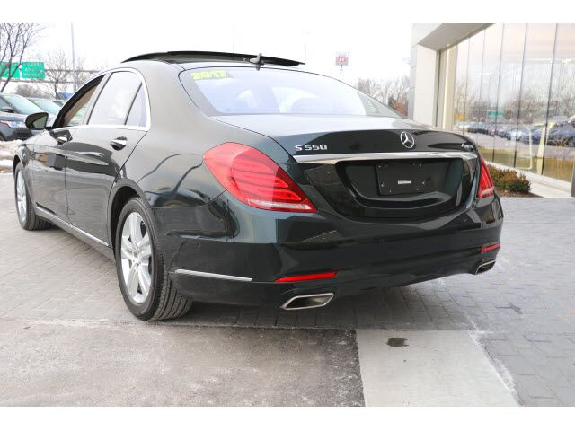 2017 mercedes benz s class s550 4matic merriam ks 16070557 for Mercedes benz of kansas city aristocrat