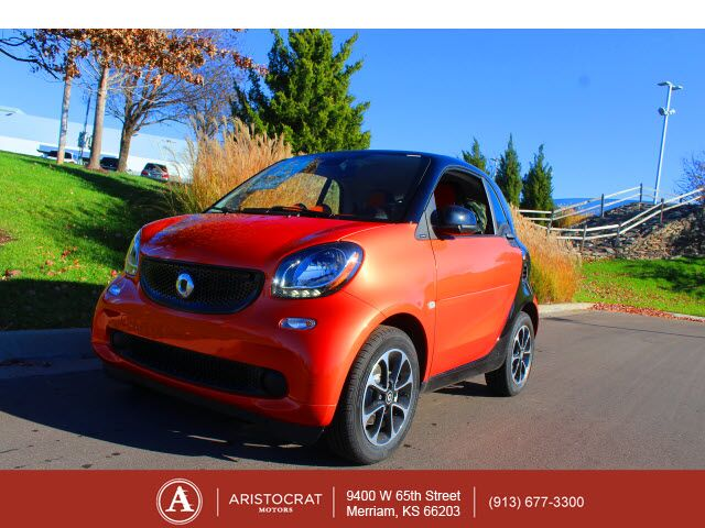 2016 Smart Fortwo Passion Merriam Ks 11417655