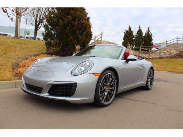 2017 Porsche 911 Carrera Merriam Ks 16693837