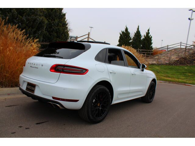 2017 Porsche Macan Turbo Merriam Ks 15883591