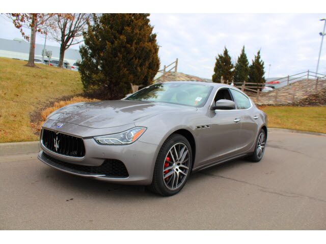 2017 Maserati Ghibli S Q4 Merriam Ks 16611753