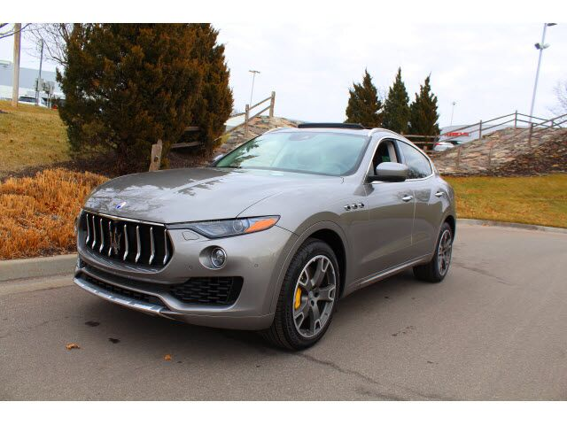 2017 Maserati Levante S Merriam Ks 16379598