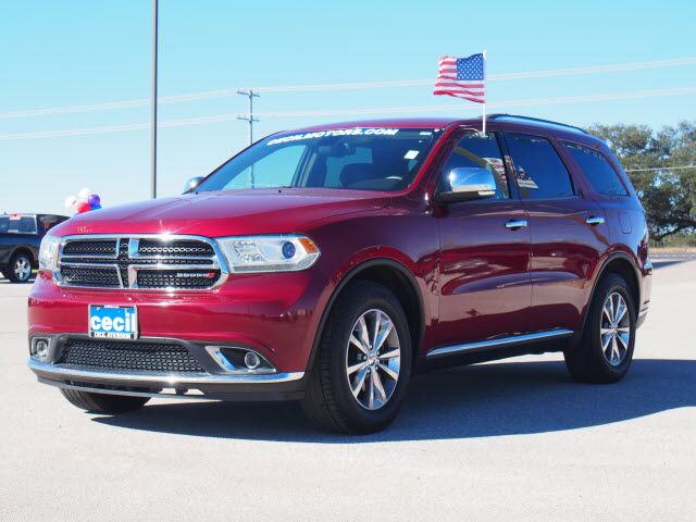 2014 dodge durango limited burnet tx 16862541. Cars Review. Best American Auto & Cars Review