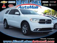 2016 Dodge Durango Limited Miami Lakes FL