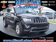 2015 Jeep Grand Cherokee Limited Miami Lakes FL