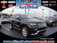 2015 Jeep Grand Cherokee Summit Miami Lakes FL