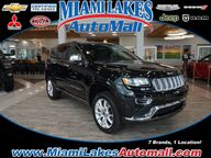 2016 Jeep Grand Cherokee Summit Miami Lakes FL