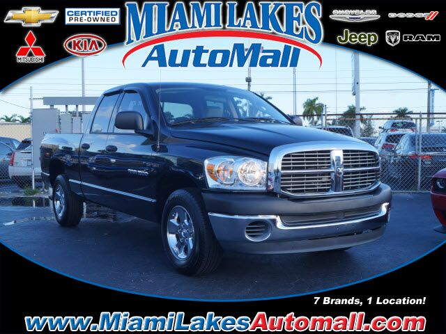 2007 Dodge Ram 1500 ST Miami Lakes FL