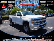 2016 Chevrolet Silverado 2500HD Work Truck Miami Lakes FL