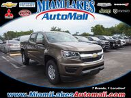 2016 Chevrolet Colorado Work Truck Miami Lakes FL
