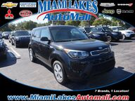 2016 Kia Soul Base Miami Lakes FL