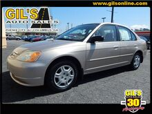 2002 Honda Civic LX Columbus GA