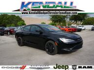 2017 Chrysler 200 LX Miami FL