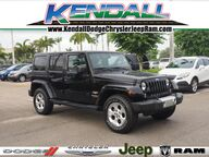 2014 Jeep Wrangler Unlimited Sahara Miami FL