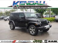 2015 Jeep Wrangler Unlimited Sahara Miami FL